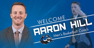 Aaron Hill Introduced as New Men's Basketball Coach - Culver ...