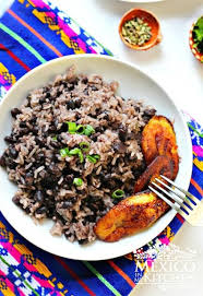 moros y cristianos black beans and