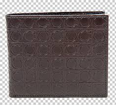 wallet leather coin purse brand pattern