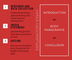 write the best explanatory essay with