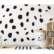 Large Animal Spot Polka Dot Wall Stickers 36 Pack In 2020 Polka Dot Walls Wall Stickers Vinyl Wall Decals