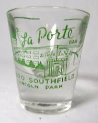 shot glass 1800 southfield lincoln park