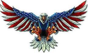 American Flag Bald Eagle Usa Decal Sticker Truck Vehicle Window 6yr Ae1 Ebay