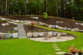 landscape ideas for slopes