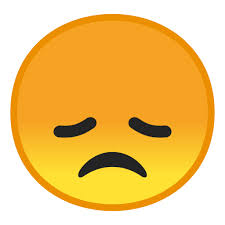 sad emoji meaning with pictures from