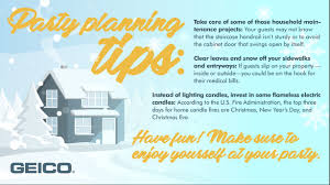tips for safe holiday entertaining