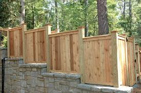 Custom Wood Fence Designs Interesting Design Custom Wood Fence Designs Custom Cedar Fence Gate Basics Landscpaing Co Inc
