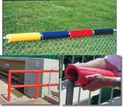 Safefoam Premium Baseball Field Fence Padding Hittingworld Com