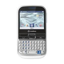 Vodafone Chat 655 Specs - Technopat ...