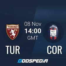 Torino - Crotone » Live score, Odds, News & Free Stream