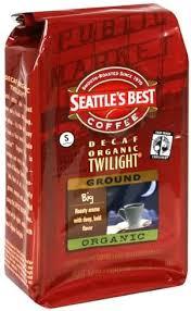 organic decaf twilight big coffee