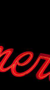 america neon lights 1080x1920 iphone 8