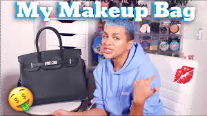 whats in my makeup bag holy grails