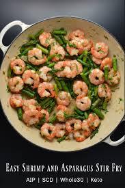 Easy Shrimp and Asparagus Stir Fry (AIP ...