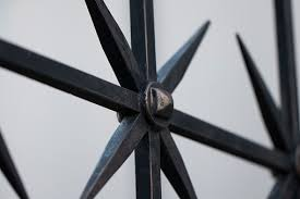 Wrought Iron Gate Fence Old Fashion Stock Photo Download Image Now Istock