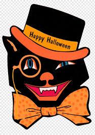 black cat jack o lantern s