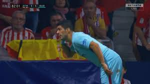 Luis Suarez vs Atletico Madrid (A) (La Liga) 17/18 HD 1080i - YouTube