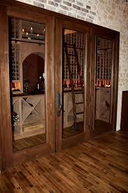 custom wine cellar and tasting room