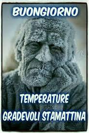 Buongiorno che freddo immagini da ridere - BuongiornissimoCaffe.it