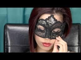 masquerade mask makeup tutorials