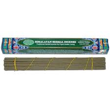 Tibetan Herbal Incense Sticks