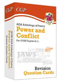 aqa power conflict poetry anthology