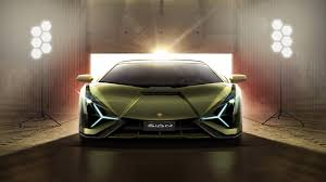 2020 lamborghini sian wallpapers specs