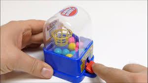 slam dunk dubble bubble mini gumball