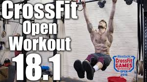 crossfit open 18 1 our scores tips