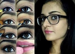 apply makeup for s who wear gles