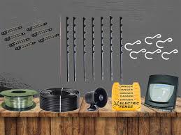 Six Lines Electric Fencing For Security Combo Pack Crystalhills Technology Hub