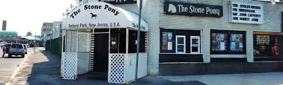 stone pony tickets and seating chart