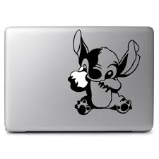 Laptop Vinyl Sticker Mickey Hat Disney Apple Macbook Decal For Sale Online Ebay