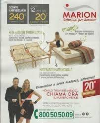 Stefania Orlando e Alessandro Greco testimonial dei letti marion