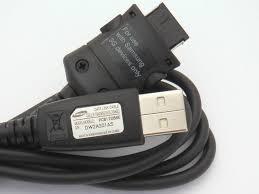 Kabel USB Samsung i760 ZX20 ZX10 Z320i ...
