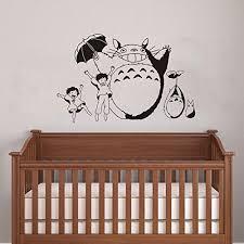 Cheer Totoro And Girls Wall Art Baby Nur Buy Online In Jordan At Desertcart