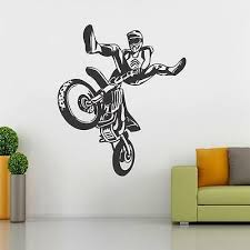 Choose Color Size Ruff Ryders Signature Vinyl Decal Sticker Stunt Motorcycle Home Decor Thecorner Mx
