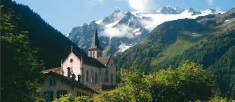 walking holiday around mont blanc