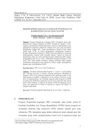 pdf lesson study sebagai alternatif peningkatan kompetensi calon