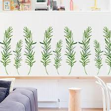 Inkjet Wall Stickers Plant Wall Stickers Christmas Home Decal Decoration New Year Wallpaper 10 8 Wall Graphic Vinyl Wall Graphics From Qiansuning666 51 84 Dhgate Com
