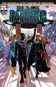 Black Panther (2018) #15 | Comic Issues
