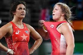 Wrestling Battles Episode 4: Adeline Gray vs Erica Wiebe - WrestlingTV