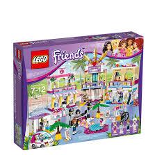 Bộ xđồ chơi Lego Friends 41058 - Heartlake Shopping Mall - Trung ...