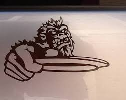 Disc Golf Decal Etsy