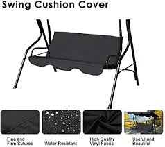 essort replacement swing cushion cover
