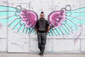 Wesley Baker brings music and street art together – Croydon Urban Edge