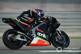Bradley Smith, Aprilia Racing Team Gresini at Qatar February ...