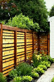 Fence Design Corner Lot Landscape Ideas For Privacy Landscaping Home Garden Ideas For Your Home Backyard Fences Backyard Fence Landscaping