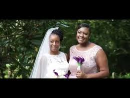 Quincy & Ashley Crumbley's Wedding - YouTube