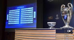 Champions League - Sorteggio degli ottavi di finale: il Napoli ...
